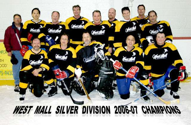 2006 - 2007 Silver Division Champions
